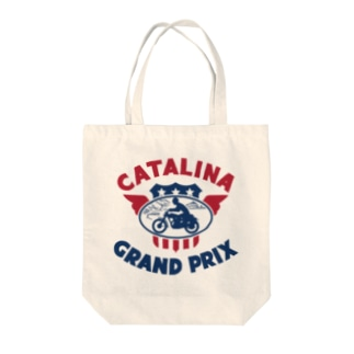 CATALINA GRAN DPRIX Tote bags