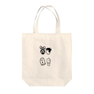 かわいい特殊文字 Tote bags