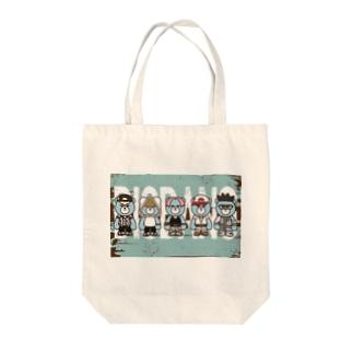 BIGBANG Tote bags