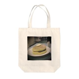 ホットケ Tote bags
