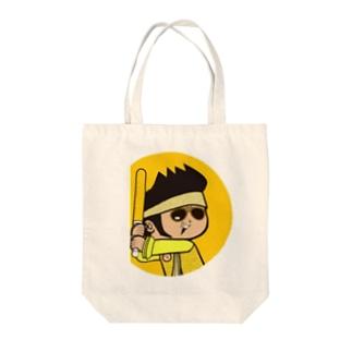 shinnosukeボウヤ Tote bags