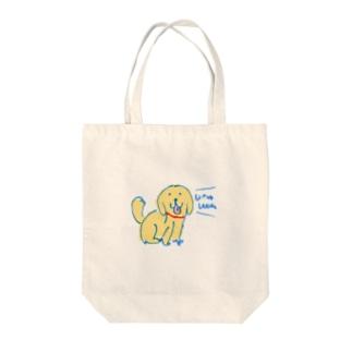 WanWanPandaのゴル Tote Bag