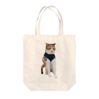 こつぶさん Tote bags