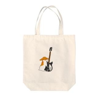 theNIMITZうさぎ② Tote bags