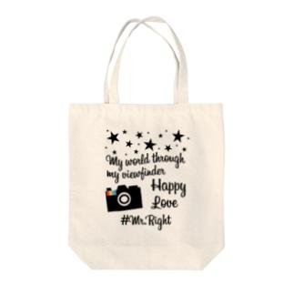 #ハッシュタグ インスタグラム風 Tote bags