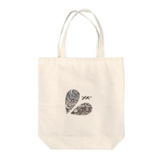 久保田のYK Tote bags