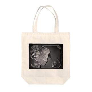 fantasy Tote bags