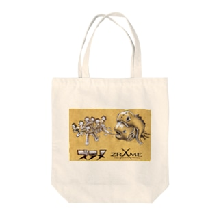 zrame.graphic.goods Tote bags