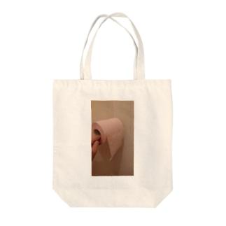 無限じゃないよトイペ Tote bags