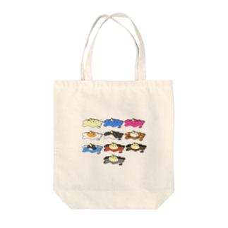 とりどろり Tote bags