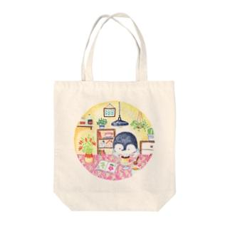おうちじかん Tote bags