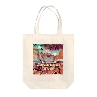 Japanese Vinyl #2 Tote bags