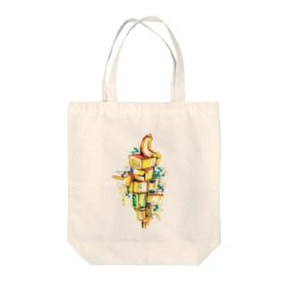 random Tote bags