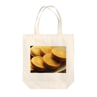 lucky wonder worldの今川焼 Tote bags