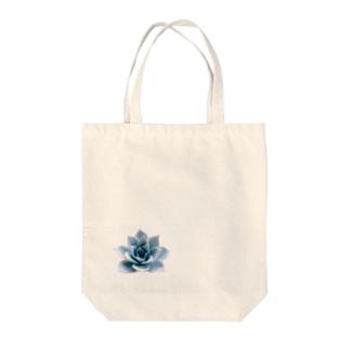 プラチナドレス Tote bags