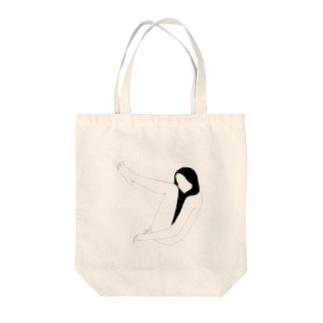 輪廻 Tote bags