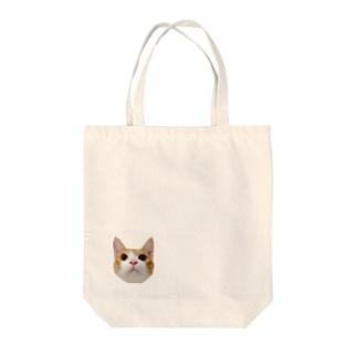 アイプチ猫みたらしカラー -壱- Tote bags