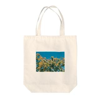 ミモザ mimosa Tote bags