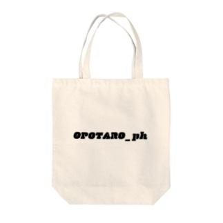 opotaro_ph ロゴグッズ Tote bags