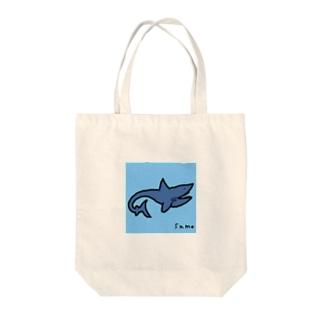 トートサメバッグ Tote bags