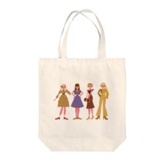 OMEKASHI Tote bags