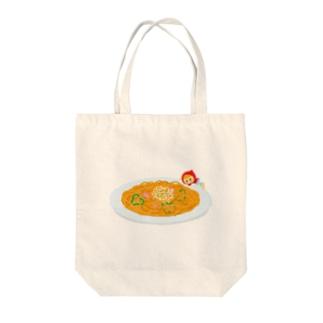 ナポリタンクライム Tote bags
