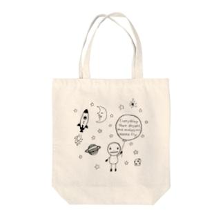 マケマケ Tote bags