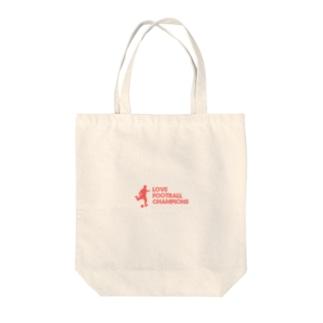 LFC LOVE FOOTBALL Tote bags