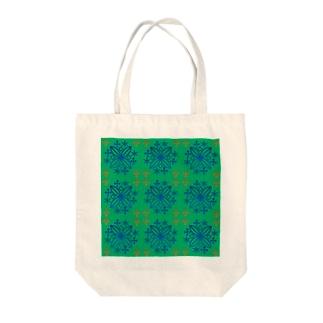 モロッコ旅のあとに Tote bags