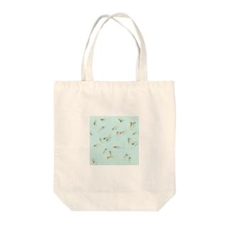 めだかすくいアイテム Tote bags