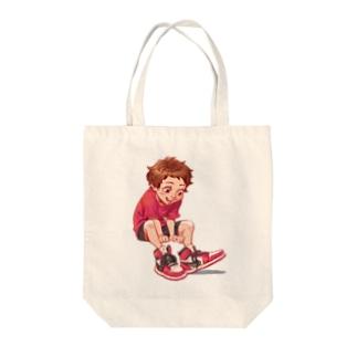 パパのスニーカー Tote Bag