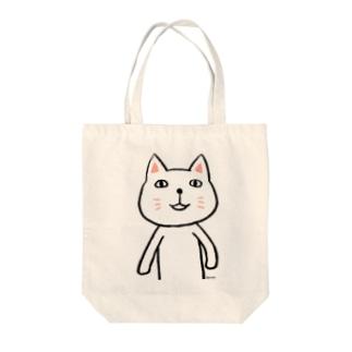 にゃーんさん Tote bags