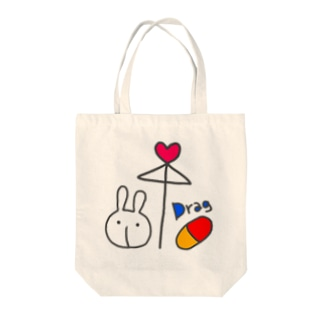 相合傘 Tote bags