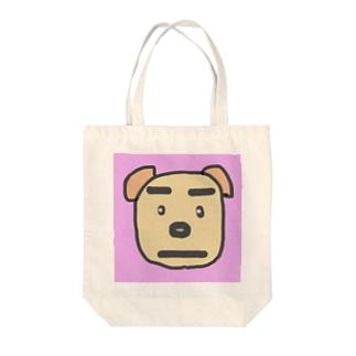 犬。 Tote bags
