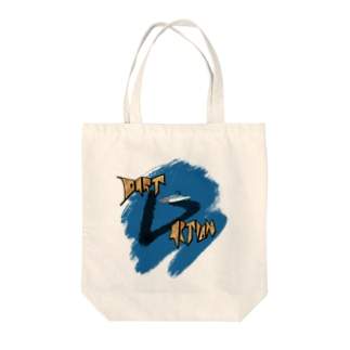 DART ACTION Tote bags