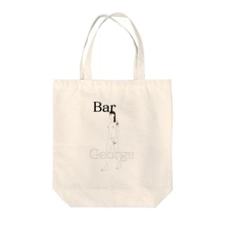 George2 Tote bags