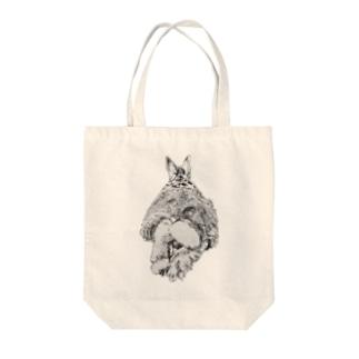 エビフライ(ぷち) Tote bags