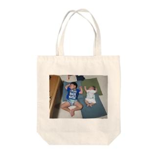 孫のアイテム Tote bags