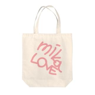 mikaLOVE Tote bags