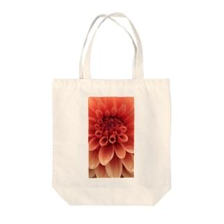 天竺牡丹 Tote bags