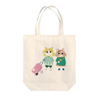 ヲカシな童話杏季 Tote bags