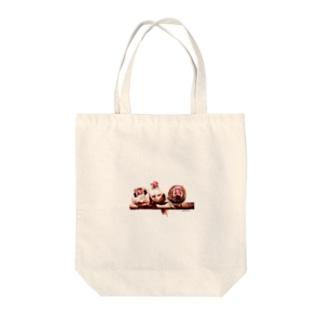 米箸のとり Tote bags