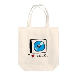 コピーコントロールCD グッズ Tote Bag