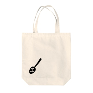 spoon Tote bags