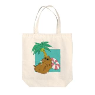 トロピカルモルモット(色違い.2) Tote Bag