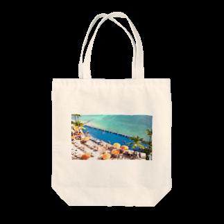 ゆうじのザ・ワイハ Tote bags