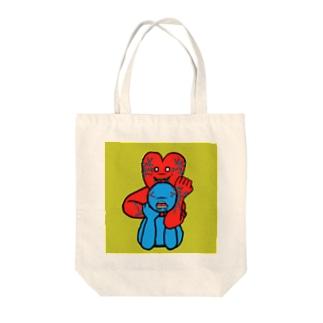 恋煩い Tote bags