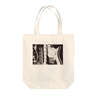 708works Official Goods Tote bags