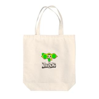 NANIMONO.枝豆ちゃん Tote bags
