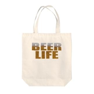 BEERLIFE Tote bags